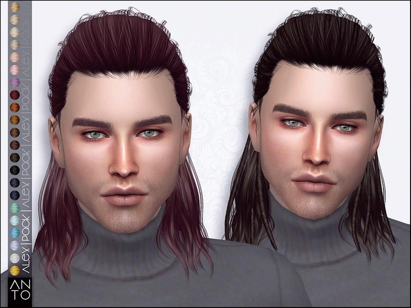 development version anto alex hairstyle pack